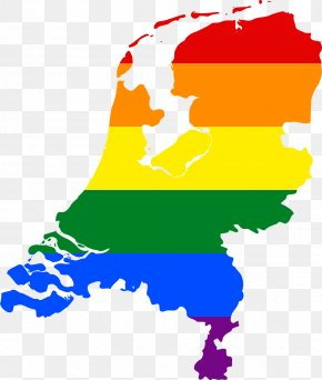 Netherlands LGBT Rights By Country Or Territory Rainbow Flag PNG