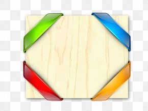 Three-dimensional Texture Of Cool Border - Web Template Download Icon PNG