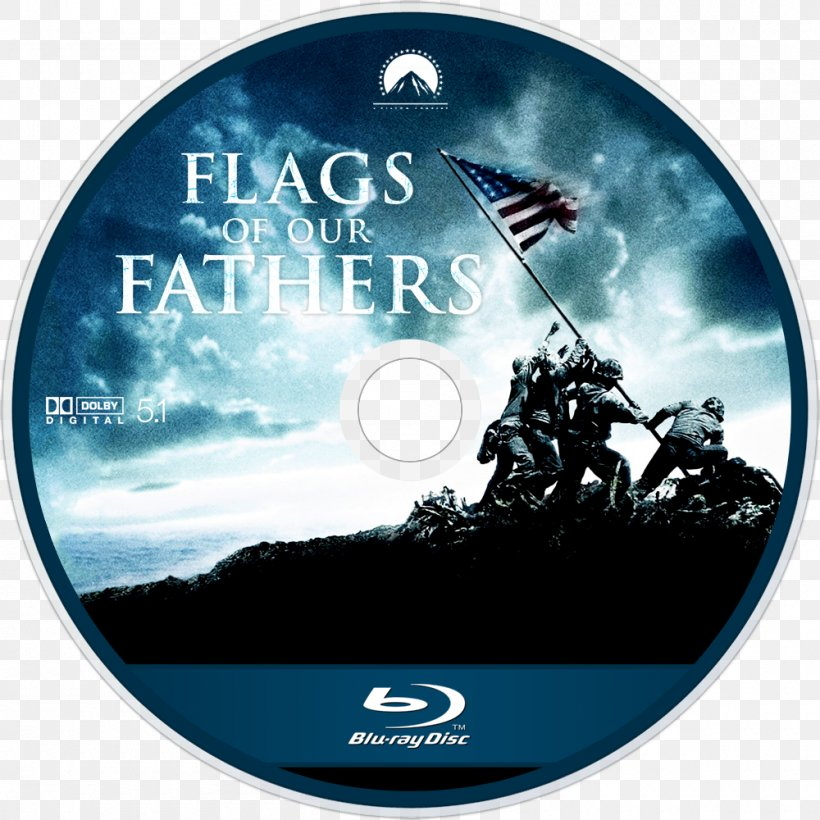 Flags Of Our Fathers Battle Of Iwo Jima United States Raising The Flag On Iwo Jima, PNG, 1000x1000px, Flags Of Our Fathers, Battle Of Iwo Jima, Brand, Dvd, Film Download Free