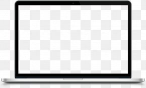 Macbook - MacBook Pro Laptop Template PNG