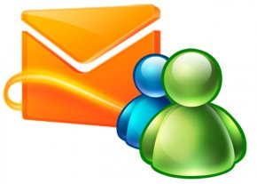 Hotmail - Outlook.com Email OneDrive Microsoft Account PNG