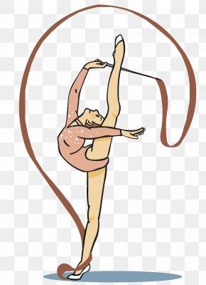 Rhythmic Gymnastics - Rhythmic Gymnastics Artistic Gymnastics Computer File PNG