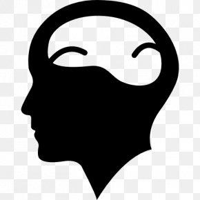 Mind Vector - Brain Human Head PNG