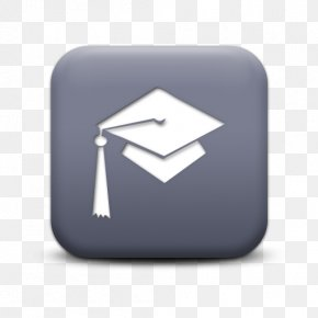 Academic Hat - Square Academic Cap Graduation Ceremony Hat Clip Art PNG
