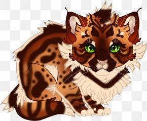 Tiger - Whiskers Tiger Lion Cat Illustration PNG