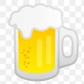 Logo Side Dish - Beer Emoji PNG