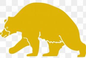 Dog - Dog American Black Bear Cat Clip Art PNG