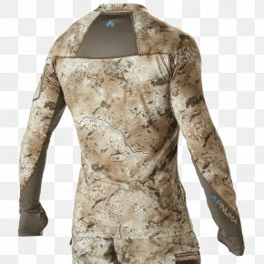 T-shirt - T-shirt Sleeve Hunting Clothing PNG
