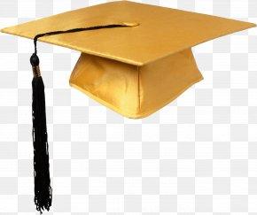 Graduation - Square Academic Cap Graduation Ceremony Hat Clip Art PNG