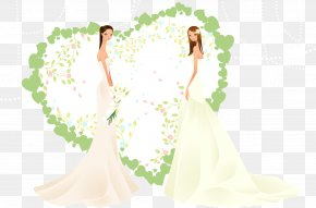 Wedding Poster Vector Elements - Wedding Invitation Wedding Cake Bride PNG