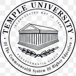 School - Lewis Katz School Of Medicine At Temple University Florida College Logo PNG