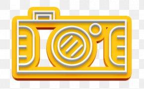 Logo Rectangle - Camera Icon Dslr Icon Flash Icon PNG