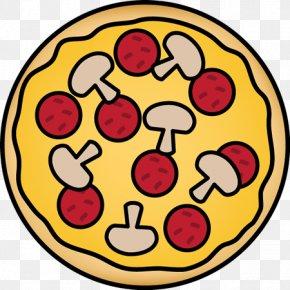 Pizza Clip Art - Pizza Pepperoni Salami Fast Food Clip Art PNG
