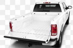 Pickup Truck - Tire Pickup Truck Car Bumper Trunk PNG