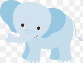 Elephant Vector - African Bush Elephant Indian Elephant Dog Illustration PNG