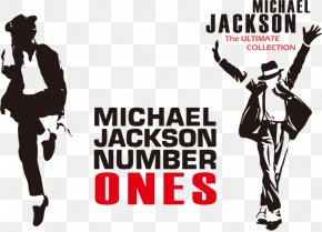 Michael Jackson Moonwalk Vector - Dance Free Euclidean Vector Clip Art PNG