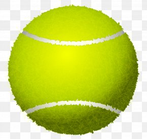 Tennis Ball Clip Art - Tennis Ball Racket Clip Art PNG