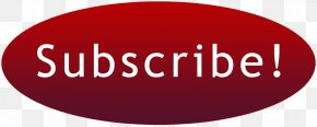 Subscribe Button - Button YouTube PNG