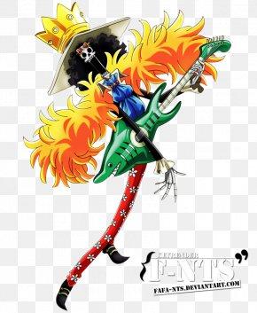 One Piece - Roronoa Zoro Brook Nami Monkey D. Luffy Vinsmoke Sanji PNG