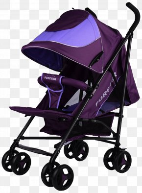 Purple Baby Stroller - Baby Transport Child Infant Sports Car Wheel PNG