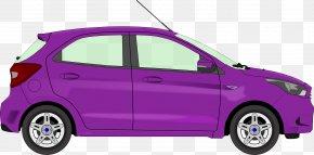 Car - Car Vehicle Fiat Kia Picanto Clip Art PNG