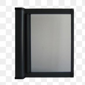 Black Home Windows - Display Device Rectangle Picture Frame PNG