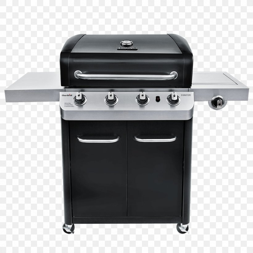 Barbecue Grilling Char-Broil Signature 4 Burner Gas Grill Asado, PNG, 1000x1000px, Barbecue, Asado, Asador, Charbroil, Charbroil Performance 463376017 Download Free