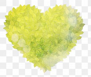 Love Grass - Heart Love Download PNG