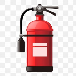 Creative Fire Hydrant - Fire Extinguisher Computer File PNG