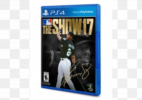 MLB: The Show - MLB The Show 17 MLB 15: The Show MLB 14: The Show PlayStation 4 Video Game PNG
