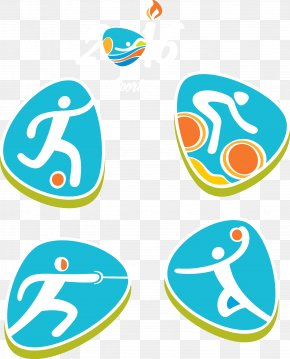 Rio 2016 Olympic Games Sports Icon - 2016 Summer Olympics Sport Handball Icon PNG