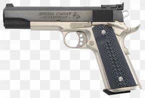 Colt - Colt's Manufacturing Company Firearm Webley & Scott M1911 Pistol PNG
