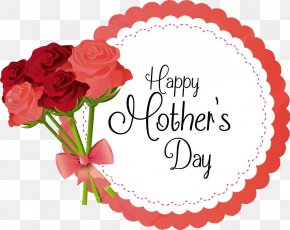 I Love Mom Png Happy Mothers - Mother's Day Greeting & Note Cards Image Father's Day PNG