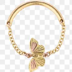 Gold - Charm Bracelet Gold Necklace Jewellery PNG
