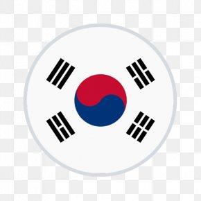 Korea Culture - Flag Of South Korea 2018 Winter Olympics Pyeongchang County National Flag PNG