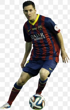 Lionel Messi - Team Sport Football Player PNG