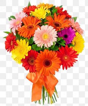 Bouquet Flowers - Flower Bouquet Floristry PNG