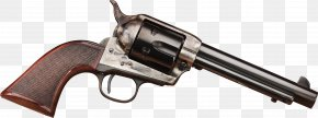 Weapon - Trigger Firearm Colt Single Action Army .357 Magnum .45 Colt PNG