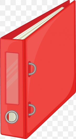 Red Folder Pattern Books - Directory Download Library Computer File PNG