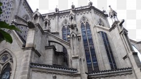 Guangzhou Shishi Sacred Heart Cathedral Resort - Sacred Heart Cathedral Sacrxe9-Cu0153ur, Paris Toledo Cathedral PNG
