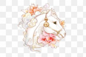 Horse - Horse Royalty-free Stock Photography Illustration PNG
