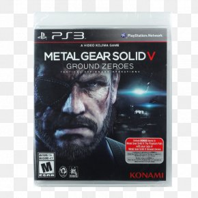 Metal Gear Solid 5 - Metal Gear Solid V: Ground Zeroes Metal Gear Solid V: The Phantom Pain Metal Gear Solid 4: Guns Of The Patriots Metal Gear Solid HD Collection PNG