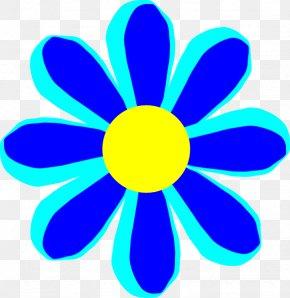 Flower Cartoon - Cartoon Flower Clip Art PNG