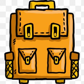 Backpack - Backpack Baggage Travel Satchel Icon PNG