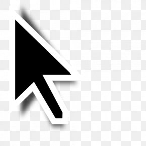 Mouse Cursor - Computer Mouse Pointer Arrow Icon PNG
