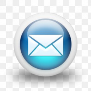 Glossy Orb Cliparts - Email Message Text Messaging Icon PNG