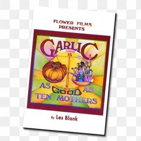 Garlic - Garlic Documentary Film Poster Film Director PNG