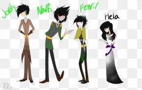 Hela - Homo Sapiens Fiction Cartoon Character PNG
