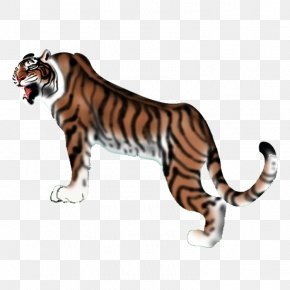Tiger - Tiger Download Icon PNG