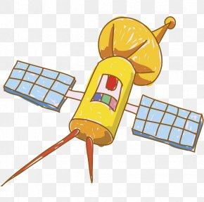Space Satellite - Satellite Clip Art PNG